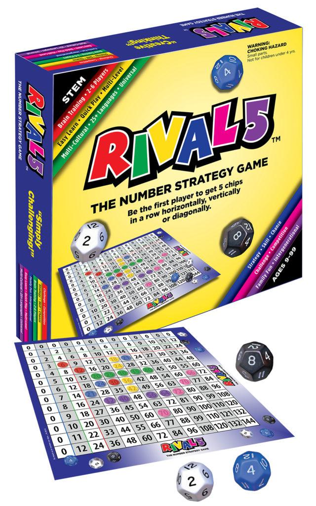 Rival5 Board Game