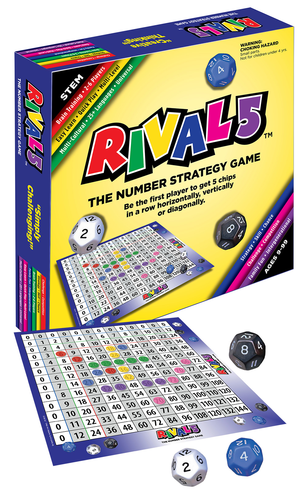 Rival5 Board Game